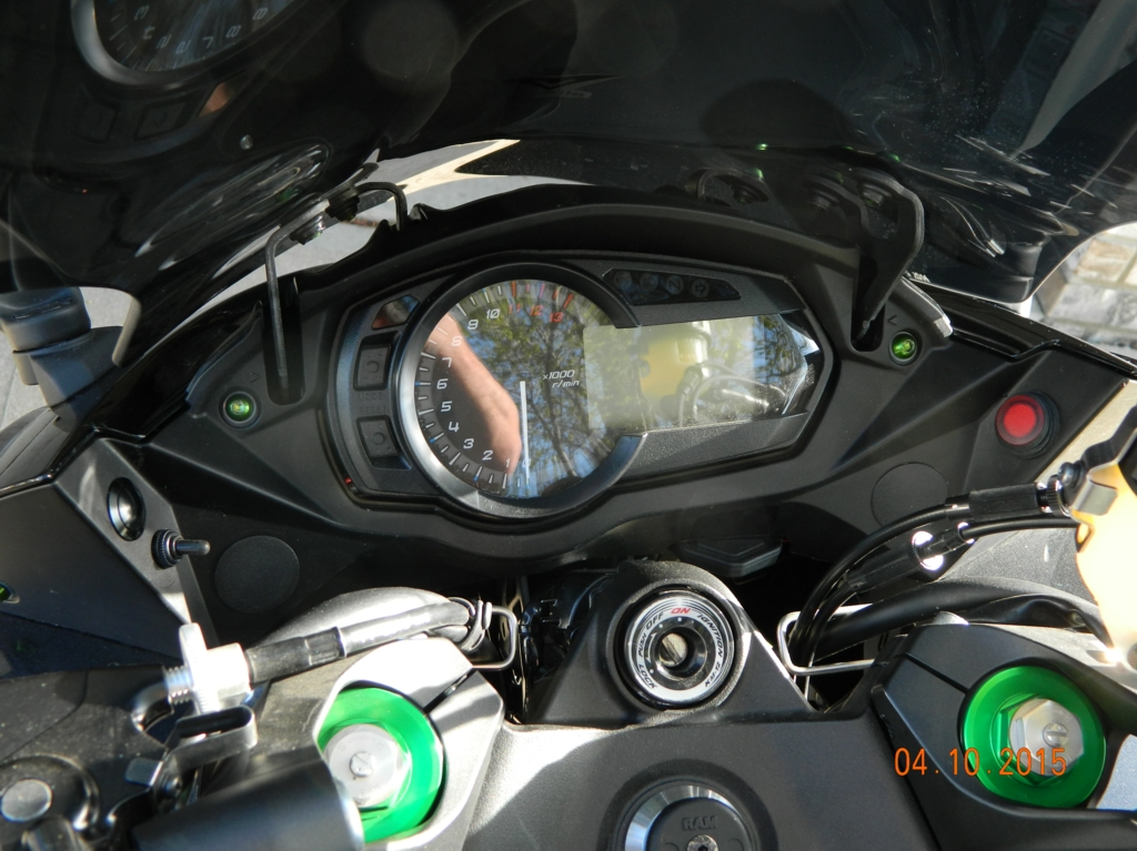 Kawasaki Ninja 1000 Forum - This is how it should have been made